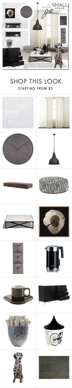 """Small space decor"" by undici ❤ liked on Polyvore featuring interior, interiors, interior design, home, home decor, interior decorating, Liz Claiborne, NeXtime, NuCasa and Jayson Home"