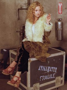 """Everyone wants to copy your unique fashion style.   Community Post: 23 Ways You're Really Penny Lane From """"Almost Famous"""""""