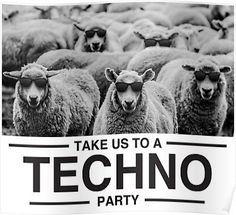 'Take us to a Techno Party' Poster by Ferrazi Techno Party, Techno Music, Party Poster, Canvas Prints, Art Prints, Festival Decorations, Long Hoodie, Sell Your Art, Printed Shirts