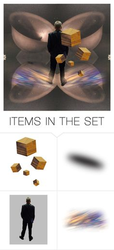 """""""IN TAIWAN/AFTER TAIWAN # 214"""" by harrylyme ❤ liked on Polyvore featuring art and vintage"""