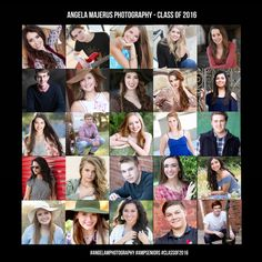 DFW Senior Portrait Photography