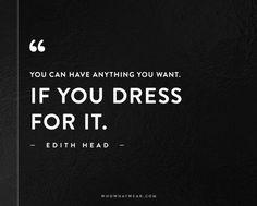 Meilleures Citations De Mode & Des Créateurs : The 50 Most Inspiring Fashion Quotes Of All Time