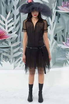 Chanel Dress Spring 2015 Couture - Collection - Gallery - Style.com