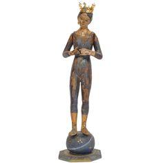 Bronze #sculpture by #sculptor Sara Ingleby-MacKenzie titled ...