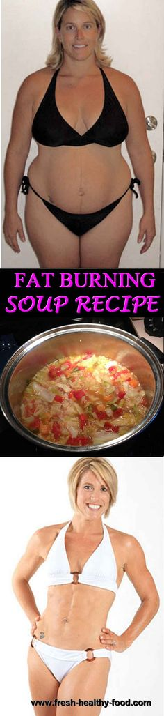 You want to lose weight and clean your body of toxins than this soup is an amazing choice for you especially if you...