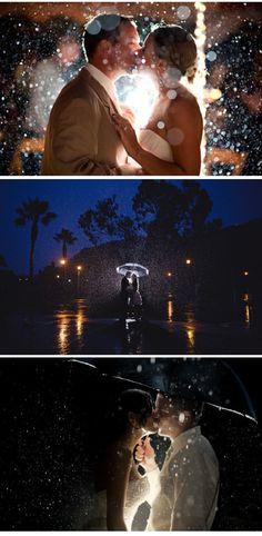 Mariage pluvieux #wedding #mariage #rain