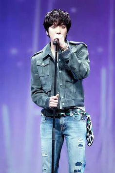 Yong My singer and my song