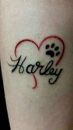 dog memorial tattoos * dog memorial tattoos _ dog memorial _ dog memorial ideas _ dog memorial shadow box ideas _ dog memorial tattoos small _ dog memorial quotes _ dog memorial tattoos unique _ dog memorial tattoos with name Tattoos Skull, Name Tattoos, Dog Tattoos, Animal Tattoos, Body Art Tattoos, Tatoos, Pet Memory Tattoos, Tattoo Ink, Tattoos For Animal Lovers