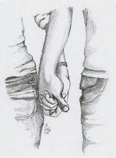 Gerçek sevgi sevdiğin kişinin elini korkusuzca tutabilmektir.