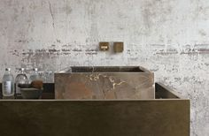Introducing the Must Bathroom Collection by Altamarea