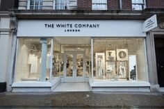 The White Company – White Label May 2016 by Lucky Fox, UK » Retail Design Blog