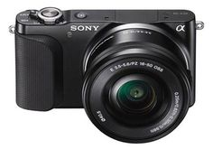 Sony Alpha NEX-3N Review and Comparison