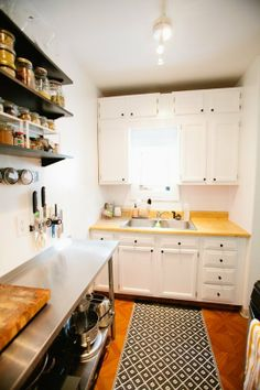 Real Kitchens That'll Inspire: 15 Small Cool Kitchens To Check Out Now! | The Kitchn