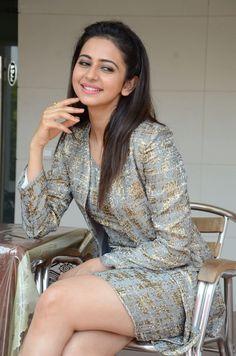 View Pics: Rakul Preet Singh Photoshoot for 'Sarrainodu' Movie