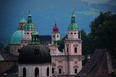 Salzburg, Austria (by Franz St.)
