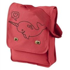 narwhal bag. . . maybe for Norah