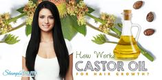 Castor oil for hair growth is an exciting, effective and natural home remedy that works better than a lot of expensive hair preparations.