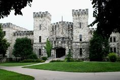 Check Out These Amazing Castles on College Campuses: Kansas State University's Nichols Hall