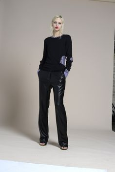 See the complete Jean Colonna Fall 2016 Ready-to-Wear collection.