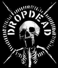 Wolfbrigade textile printed patch sew on diy hardcore crust punk death metal