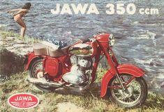 Koupím Jawa ČZ - i-Veteran. Vintage Cycles, Vintage Bikes, Vintage Motorcycles, Cars And Motorcycles, Jawa 350, Old Cycle, Retro Bike, Motorcycle Posters, Bike Rider