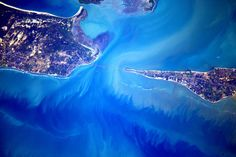 The Southern tip of India, by Scott Kelly
