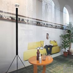 Luminator #FloorLamp by #Flos starting from £395. Showroom open 7 days a week. #fcilondon #furniture_showroom_london #furniture_stores_london #Flos_lamps #modern_floor_lamps #Flos_floor_lamps