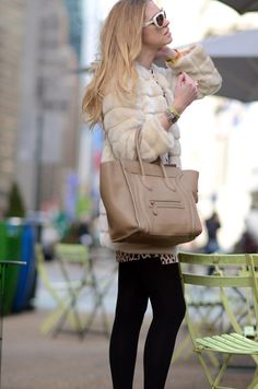 STREET STYLE: Celine Edition on Pinterest