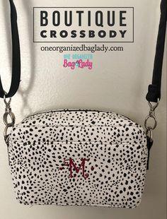 Dainty Speckles Pebble #oneorganizedbaglady #thirtyonegifts #pursesandbags