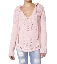Odd Molly 962 Beatle Hood Cardigan in Winter Rose.  Can't wait to get cozy in this!