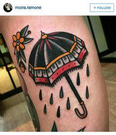 Umbrella by Moira Ramone via Instagram