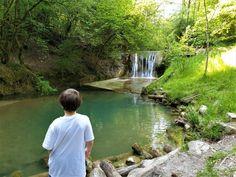 Alla scoperta del Parco della Valle della Motta - Mini Me Explorer Motto, Waterfall, Outdoor, Geology, Salamanders, Outdoors, Rain, The Great Outdoors, Mottos