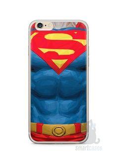 Capa Iphone 6/S Plus Super Homem #2