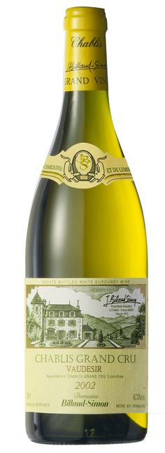 Chablis Grand cru - refreshing and just perfect in the summer :)