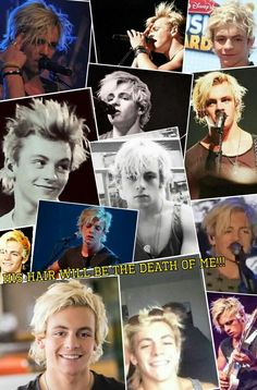 Ross collage made by Kaitlyn's Collages (kaitlynbeasley1)! If you want one please comment! If you repin please give credit!! :)