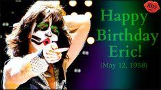 May 1958 - Eric Singer Wallpaper - Fanpop Kiss Beth, Eric Singer, I Love It Loud, Mr Nice Guy, Drum Solo, May 12, Love Gun, Star Children, Live Happy