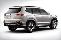 2016 Subaru VIZIV-7 SUV Concept
