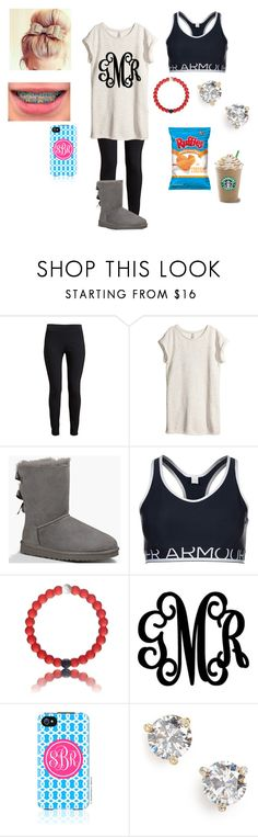 """""""i just watched Austin and Ally😢they had KIDS"""" by alexjaidej ❤ liked on Polyvore featuring STELLA McCARTNEY, H&M, UGG Australia, Under Armour, WALL, Samsung and Kate Spade"""