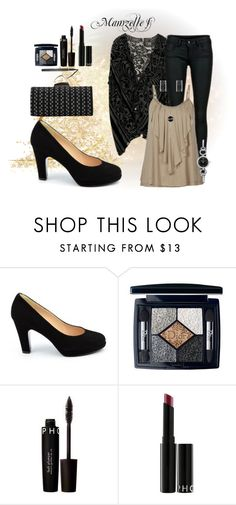 """Petits Souliers"" by mamzelle-f ❤ liked on Polyvore featuring Sephora Collection"