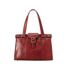 FOSSIL® Handbag Silhouettes Satchel & Shoulder Handbags: Vintage Revival Satchel #nicolettemason