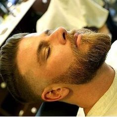 - hair, eyebrows and facial hair. Great Beards, Awesome Beards, Beard Styles For Men, Hair And Beard Styles, Barba Sexy, Bart Tattoo, Sexy Bart, Beard Cuts, Men Beard