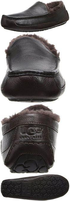 ugg australia men's ascot camo full slippers