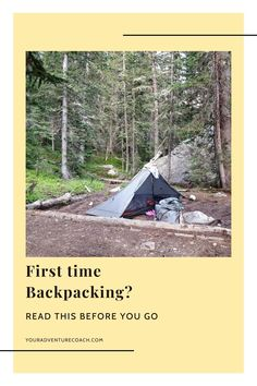 We'll be going over what gear you need and how to prepare for your first backpacking trip. You'll also get tips on how to pack efficiently and stay safe out on the trail. This article will give you all the information that you need before heading out into nature for a night of adventure, whether you're hiking solo or with a group!