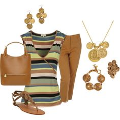 Coin Outfit by hread on Polyvore
