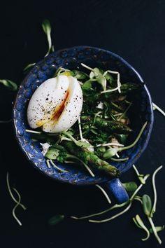 Mighty Spring Asparagus Bowl: Recipe on the BLDG 25 Blog