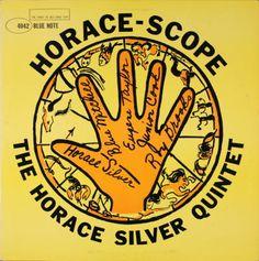 The Horace Silver Quintet : Horace-Scope