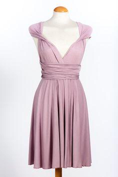 Bridesmaid Infinity Dress  Ready to ship Infinity Dress by mimetik