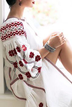 Limited dress by #varenykyfashion #shinnig #embroidery #madewithlove #dress #vyshyvanka #oberig #embroidereddream