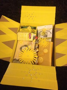 Sunshine Box #1