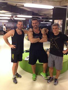 Fitness + Gladiator Training